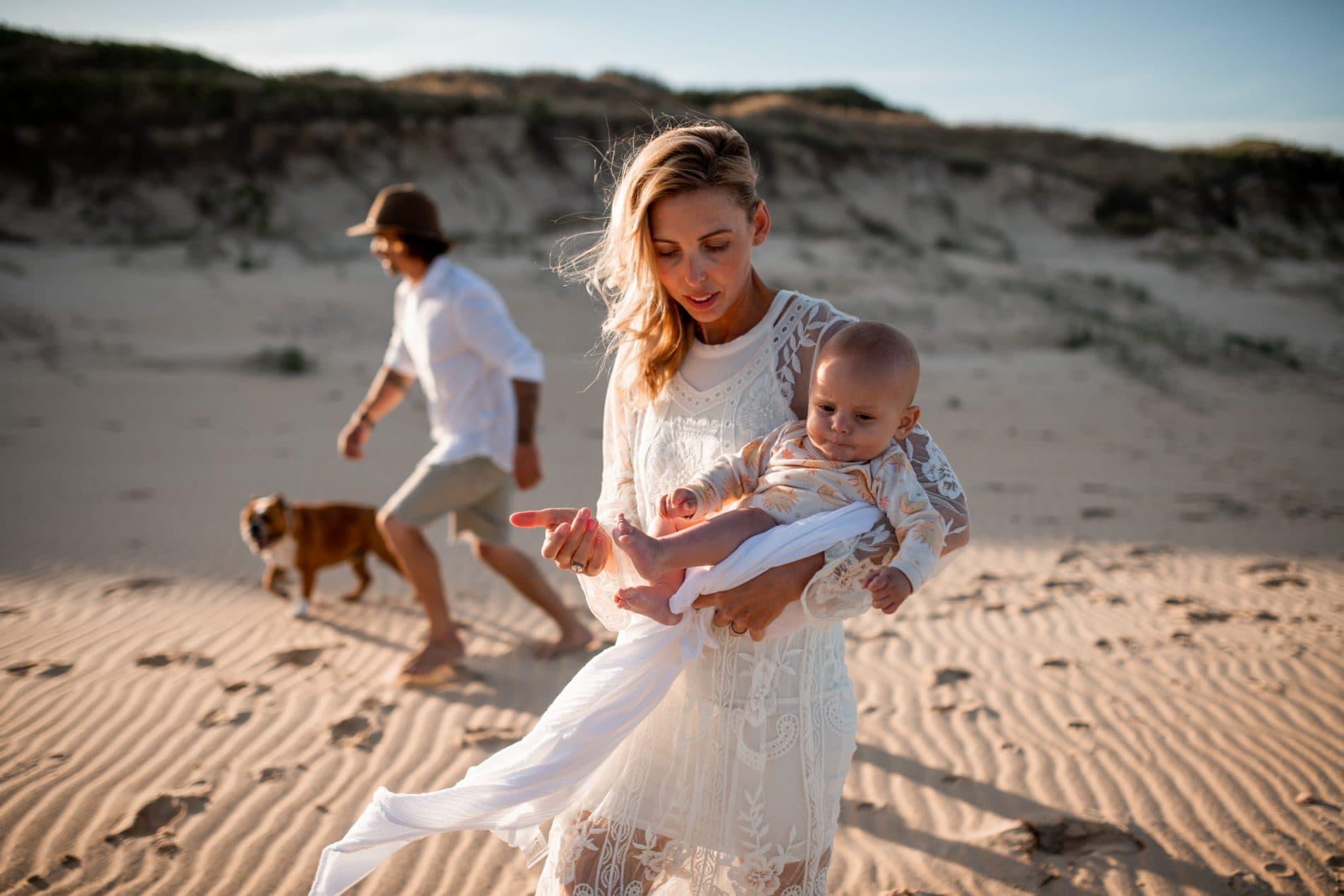Emma & Jordan Family portraits